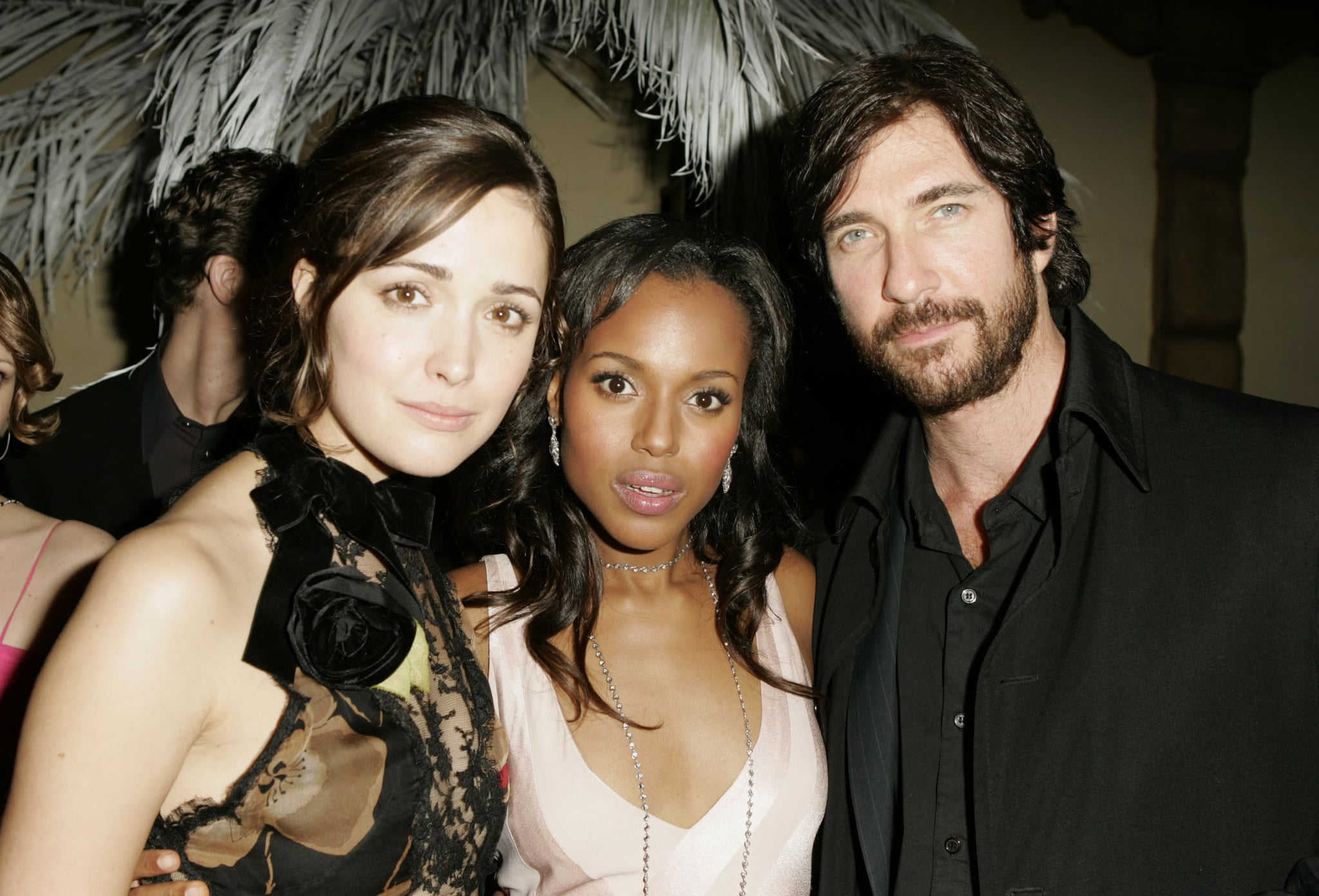 She Gets Serious With Rose Byrne and Dylan McDermott