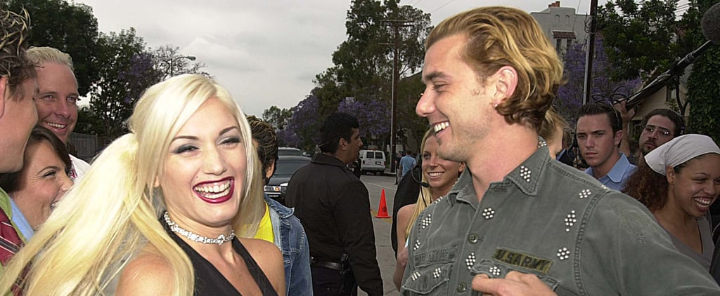 You'll Get Nostalgic Over These Old Pictures of Gwen Stefani and Gavin Rossdale