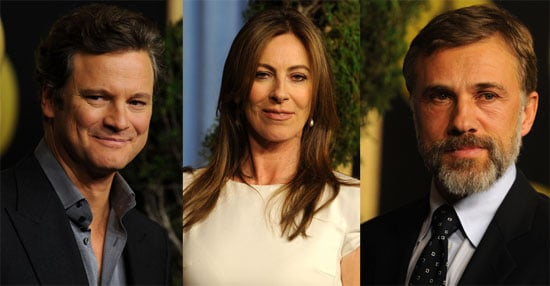 Oscar Nominees Share the Love at Their Luncheon