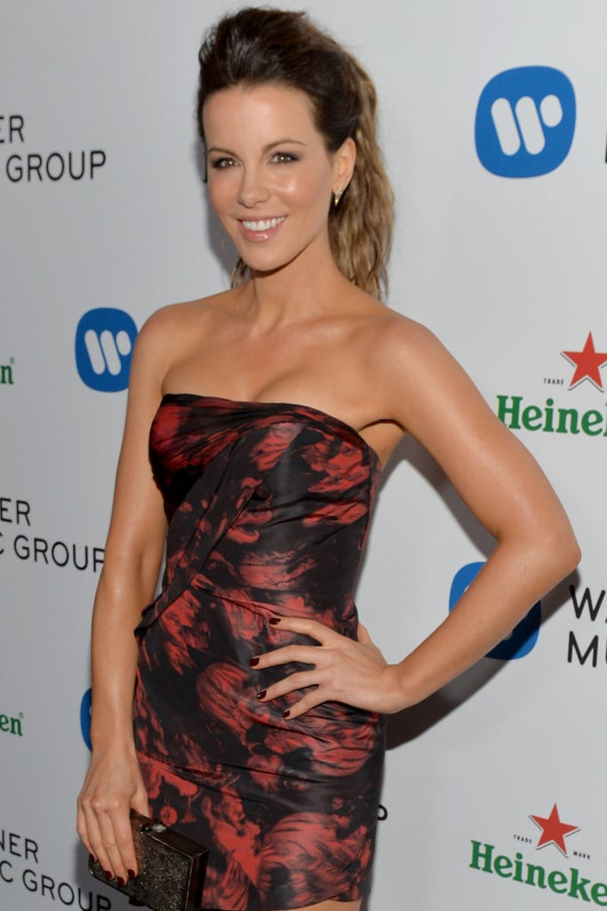 Kate Beckinsale joined Absolutely Anything as a love interest opposite Simon Pegg. Robin Williams, John Cleese, Terry Gilliam, and Eric Idle are all lending their voices to the film about a man who suddenly has the ability to do anything and everything he wants.