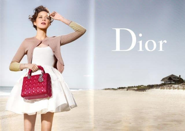 Photo courtesy of Christian Dior