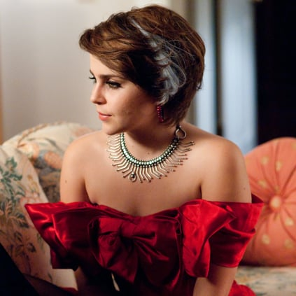 Mae Whitman Interview For Perks of Being a Wallflower