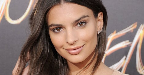 Emily Ratajkowski Takes The Plunge At 'We Are Your Friends' Premiere