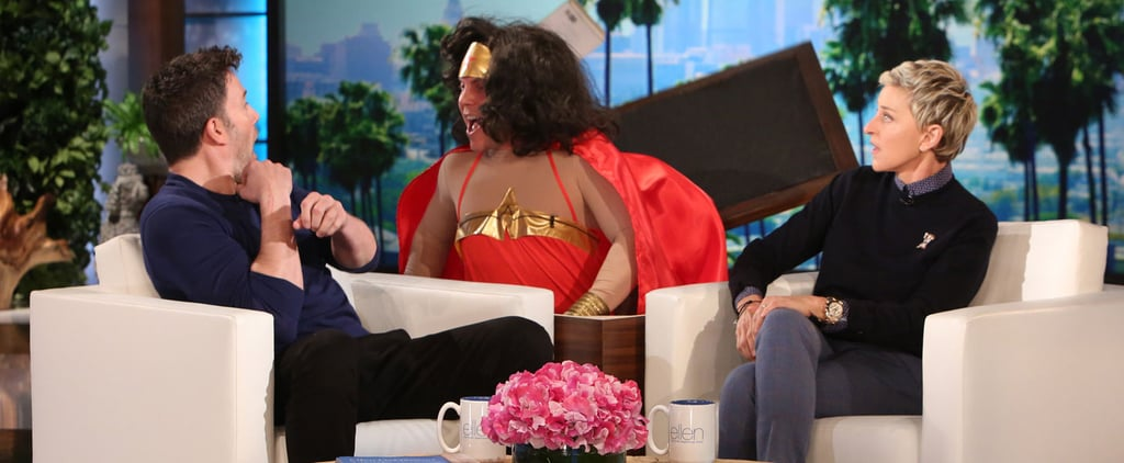 You've Probably Never Heard Ben Affleck Laugh as Hard as He Does During This Hilarious Prank