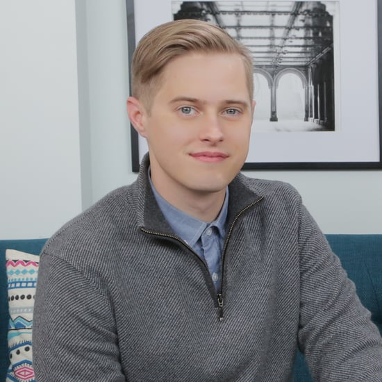 Lucas Grabeel Switched at Birth Interview