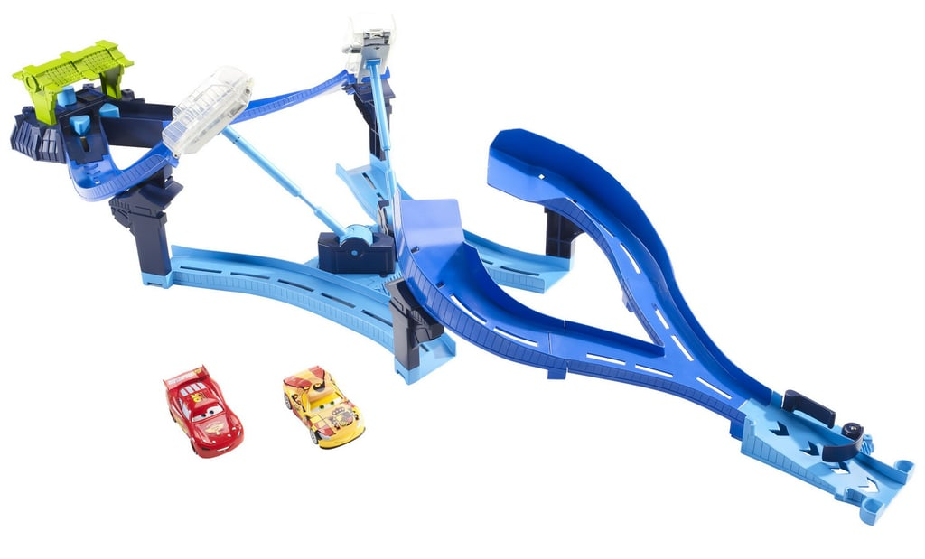 Cars 2 Tokyo Spin-Out Track Set