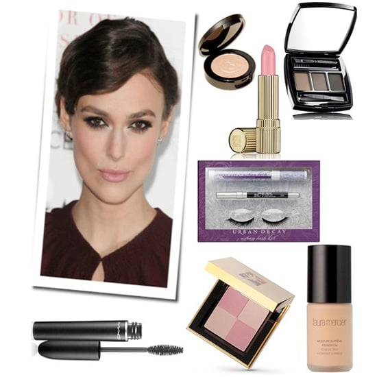 Keira Knightley Beauty Product Favorites