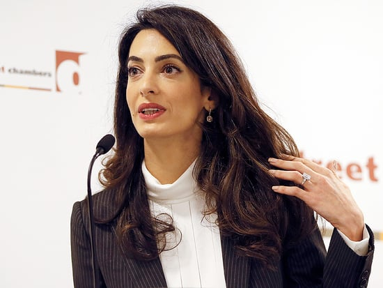 Amal Clooney Takes On the Case of Azerbaijani Radio Host Jailed After a 'Sham' Trial