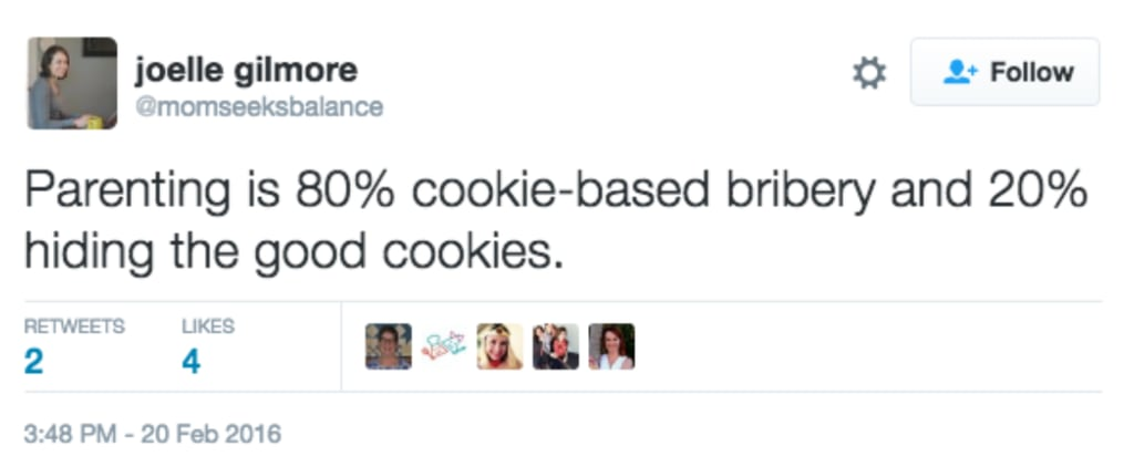 "These Hilarious Tweets Expertly Explain the ""Math of Parenting"""