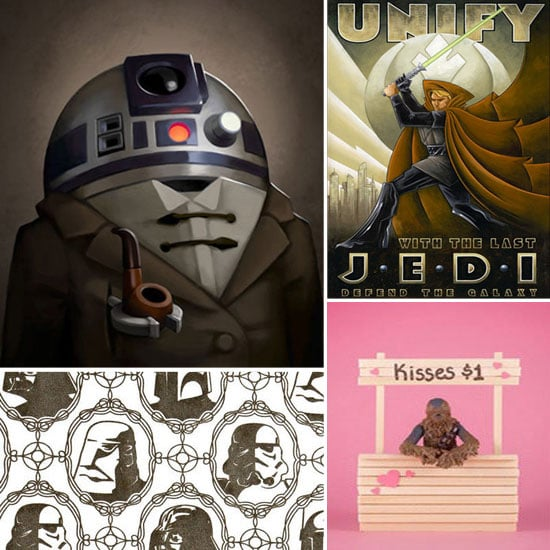 Star Wars Prints For the Home