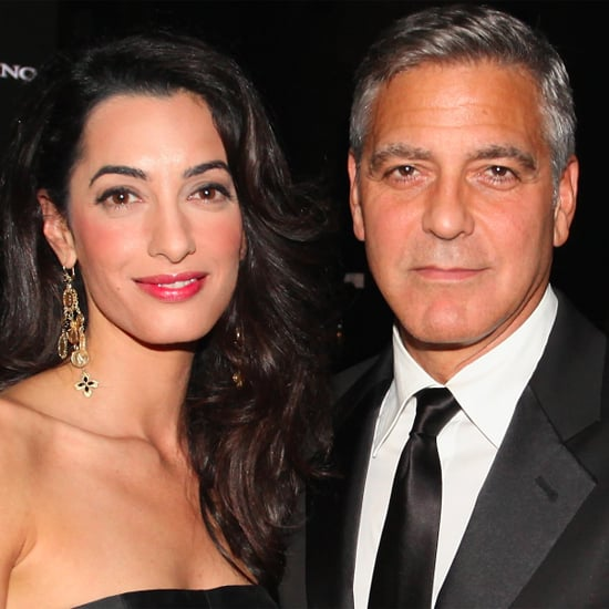 George Clooney and Amal Alamuddin's Second Wedding Party