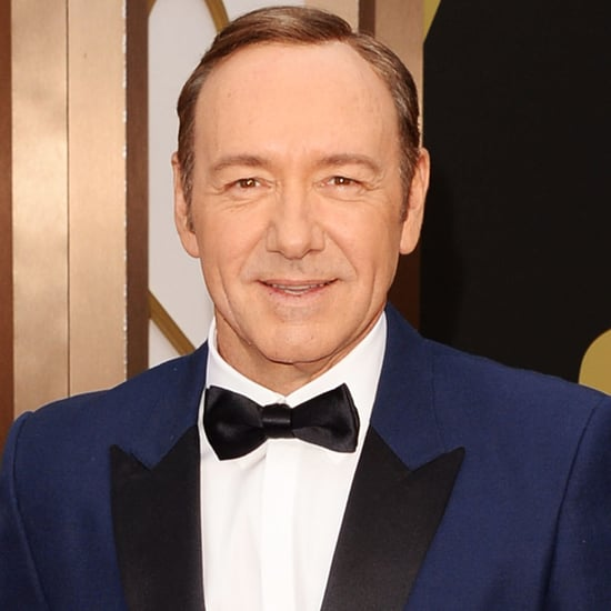 Kevin Spacey Cast as Winston Churchill