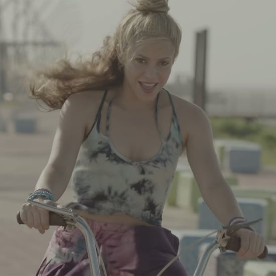 "Shakira and Carlos Vives ""La Bicicleta"" Music Video"
