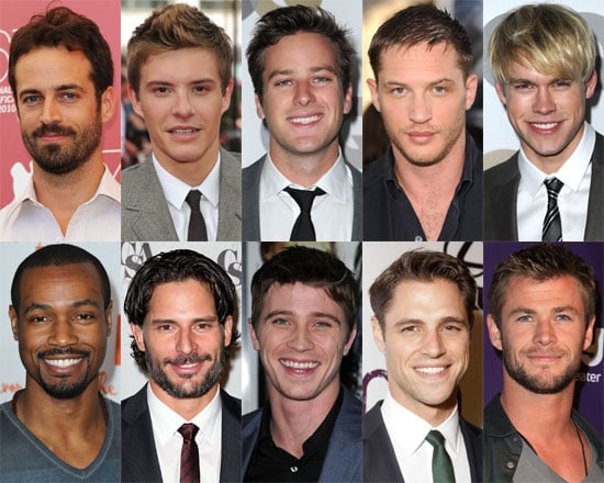 Best of 2010: Which Guy Do You Want to See Even More of in 2011?