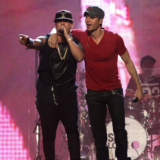 "Enrique Iglesias and Wisin ""Duele El Corazon"""