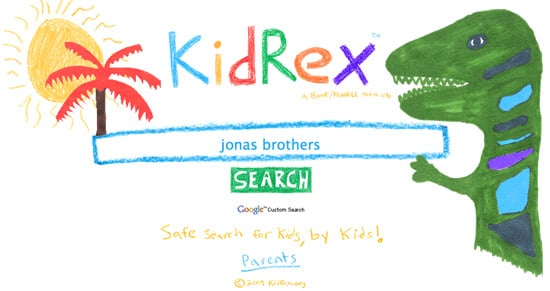 Website of the Day: KidRex