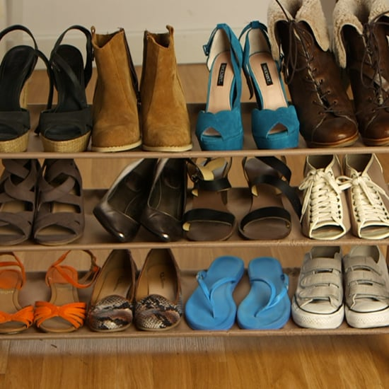 The Best Ways to Organize Your Shoes