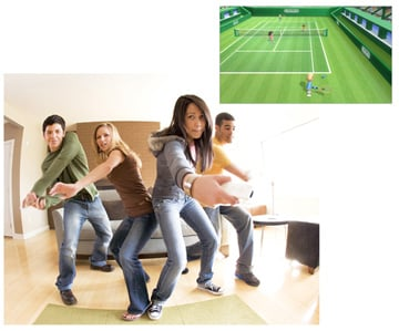 Wii and Weight Loss - It's Official