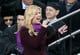 """Kelly Clarkson gave a powerful performance of """"My Country, 'Tis of Thee"""" at President Obama's second inauguration."""