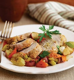 Easy Pork Roast Recipe