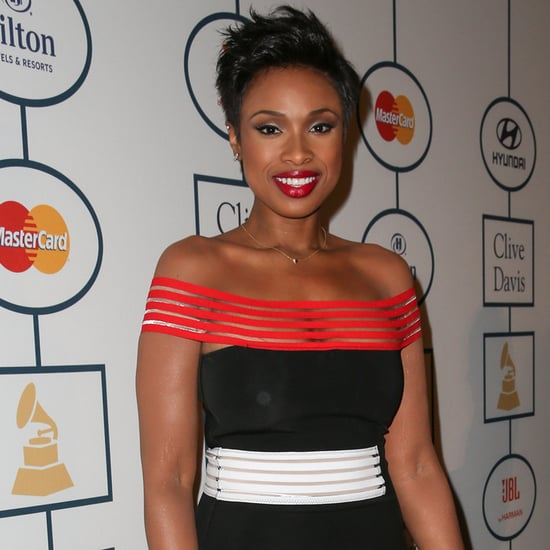 Jennifer Hudson's Christopher Kane Grammys Dress