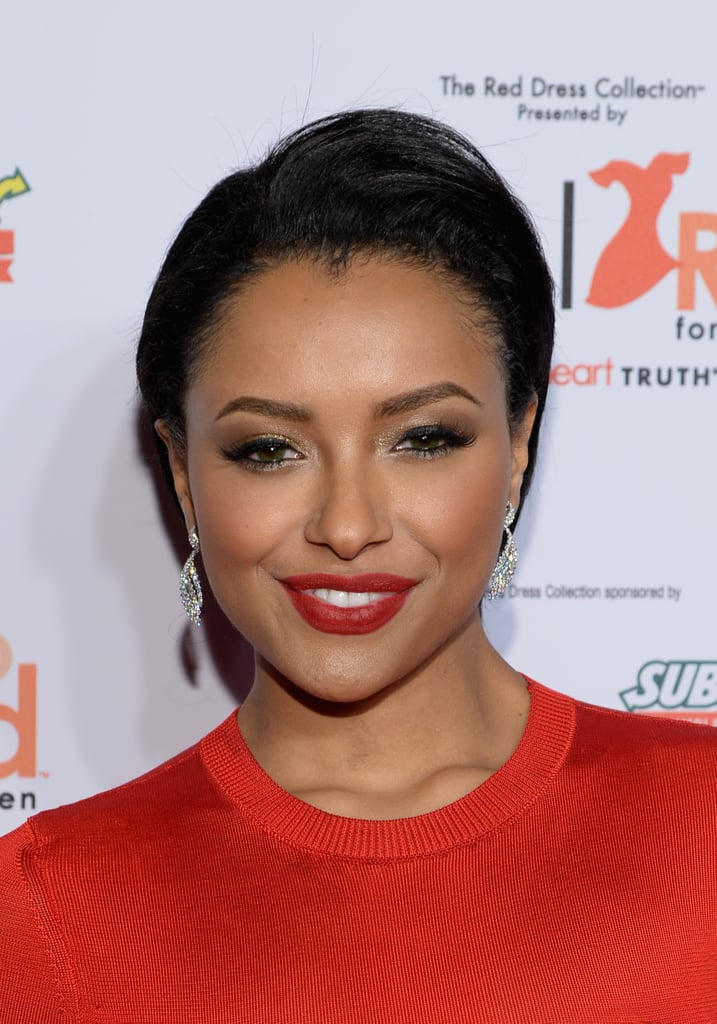 Kat Graham at the Red Dress Show
