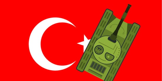 Invite Turkey to Leave NATO: Ankara Shares Few Values or Interests with the West