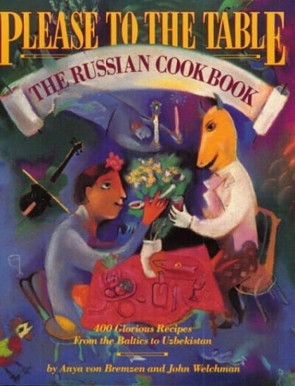 Russian: Please to the Table