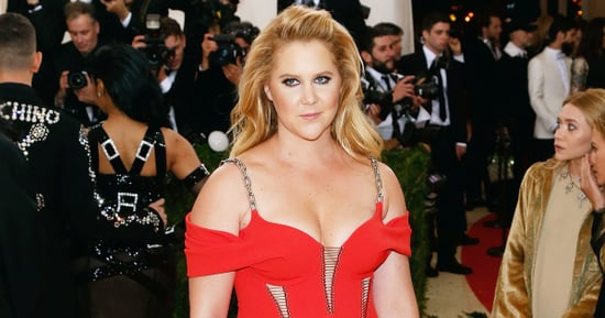 Amy Schumer Absolutely Hated Going to the Met Gala