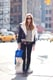 A pop of bright blue gives Winter textures and closet basics a fresh finish. Source: Adam Katz Sinding