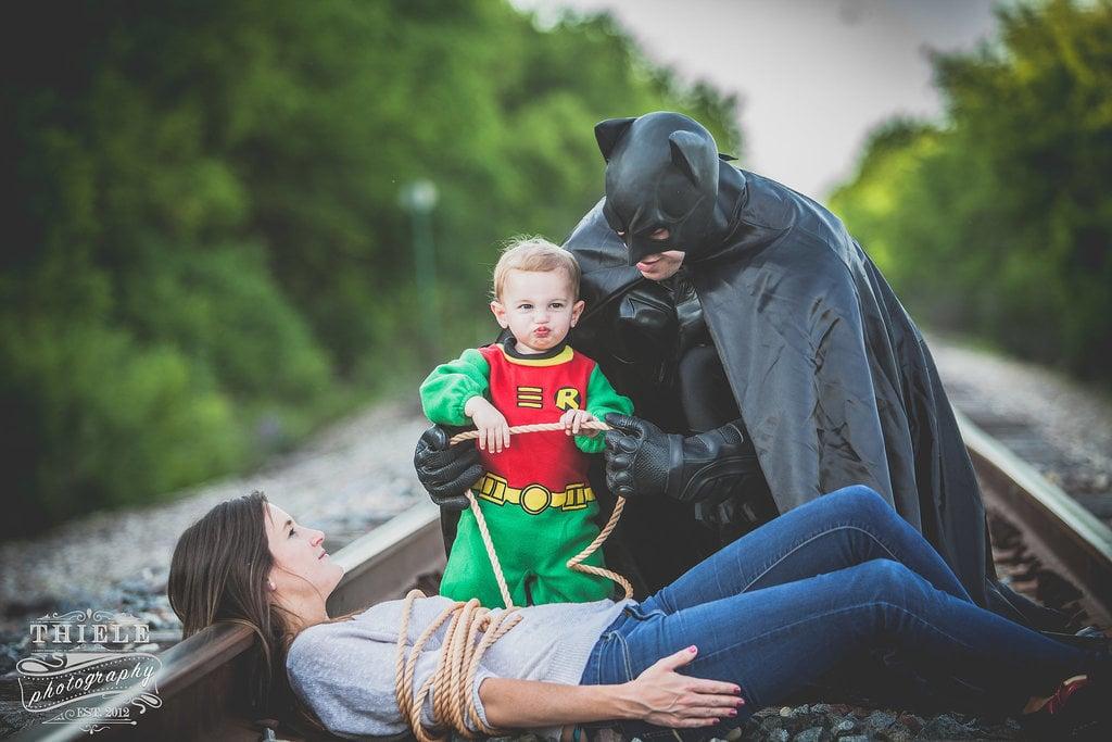 A Family Photoshoot