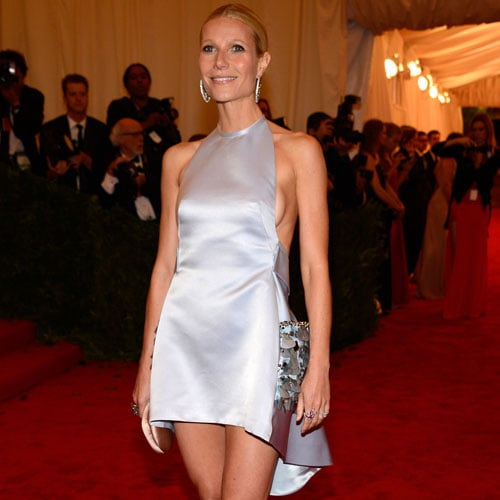 Gwyneth Paltrow in Prada at Met Gala 2012