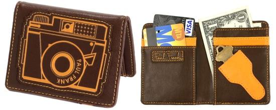 Paul Frank Camera Wallet: Totally Geeky or Geek Chic?