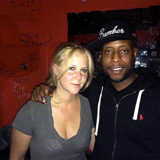 Watch: Amy Schumer Raps a Kanye West Song with Talib Kweli