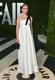 Natalie Portman in White Dior Gown