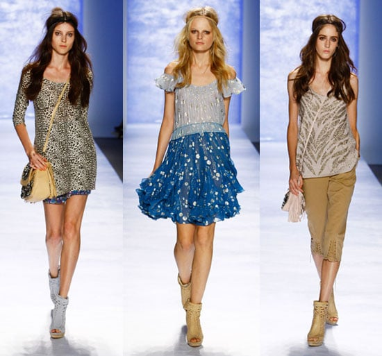 New York Fashion Week, Spring 2009: Rebecca Taylor