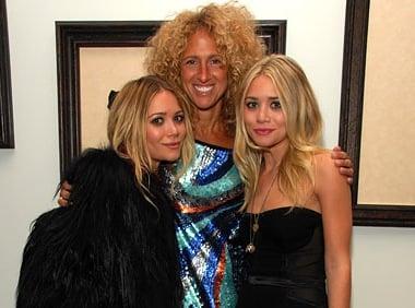 MK & Ashley Olsen Hit Up NYC Gallery