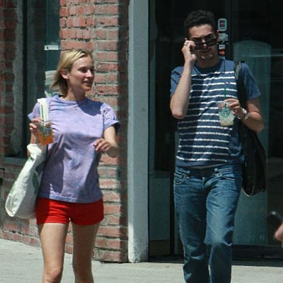 Diane Kruger Shops in LA