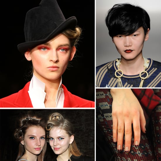 10 New Ways to Wear Red this Fall