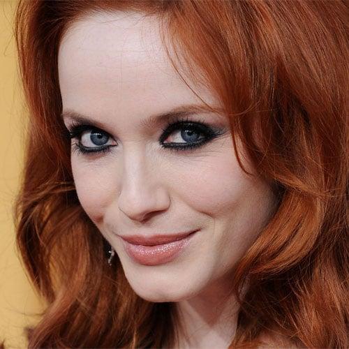 How to Get Christina Hendricks's SAG Awards Makeup