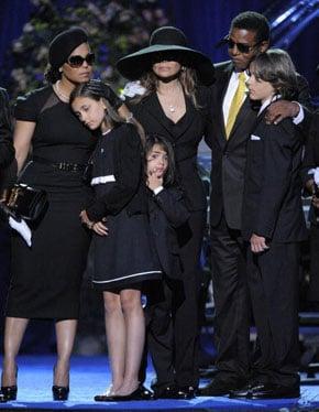 Lil Links: Paris Jackson Weeps Good-Bye