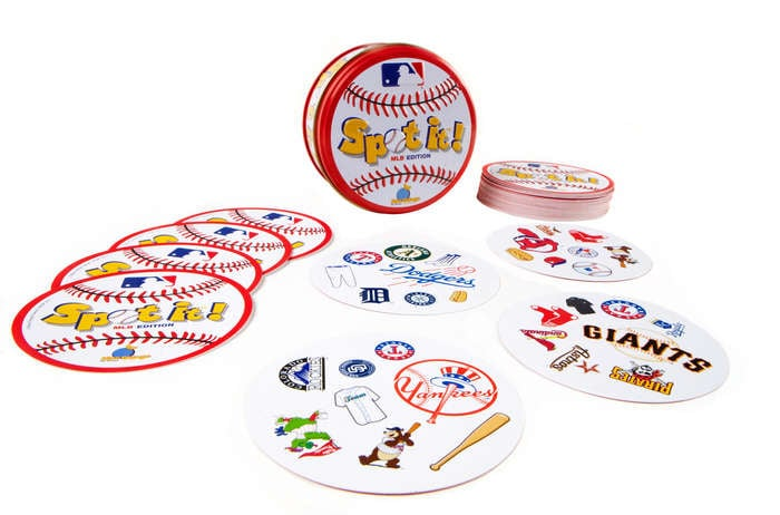 Spot It! MLB
