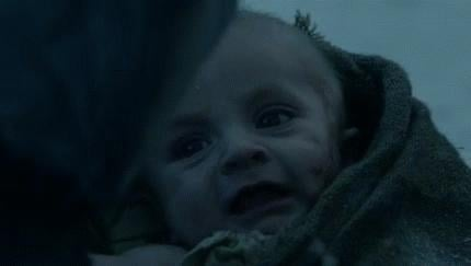 The Baby White Walker