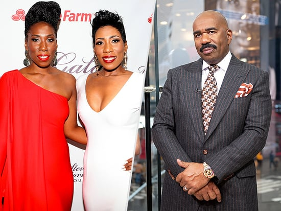 Steve Harvey on Finding Forgiveness from His Daughters After Leaving Them to Chase His Dream of Becoming a Comedian