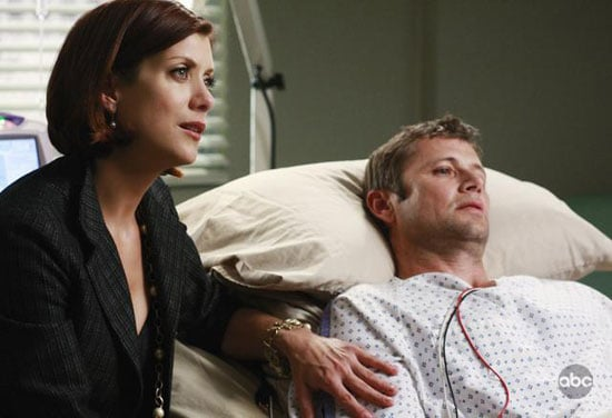 "Grey's Anatomy Recap: Episode 15, ""Before and After,"" and Private Practice Recap: Episode 16, ""Ex-Life"""