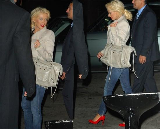 Celebrity Style: Christina Aguilera