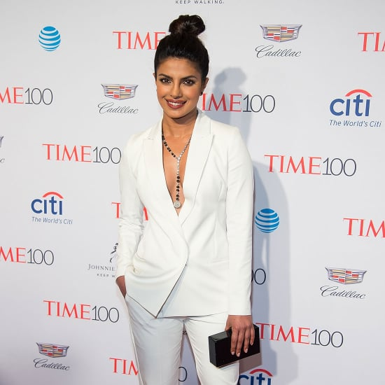 Priyanka Chopra's Suit at the Time 100 Gala 2016