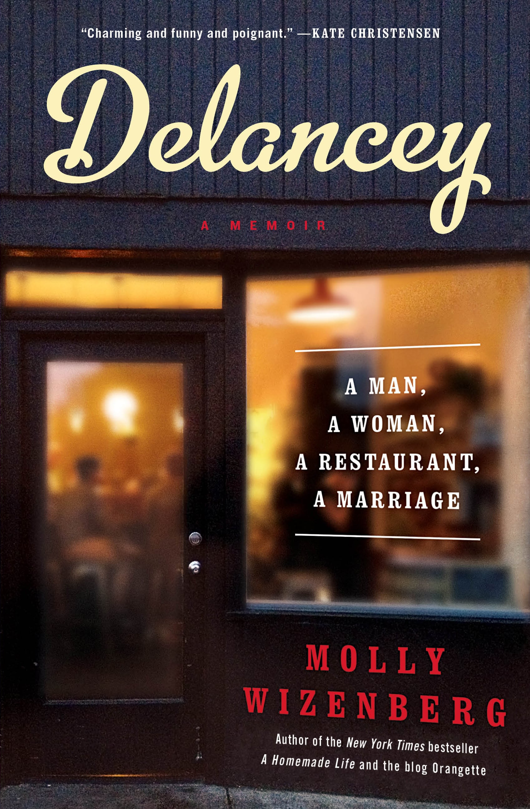 Delancey: A Man, a Woman, a Restaurant, a Marriage