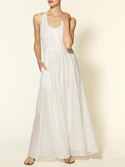 Michael Stars Zoe Tank Racerback Maxi Dress ($198)