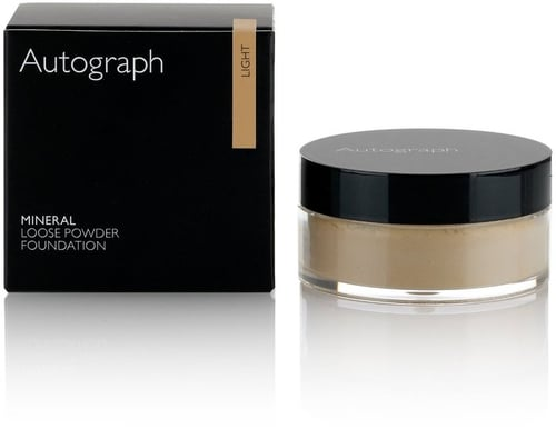 Autograph SPF 15 Mineral Loose Powder Foundation 8g